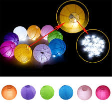 online get cheap led candle paper lantern aliexpress com