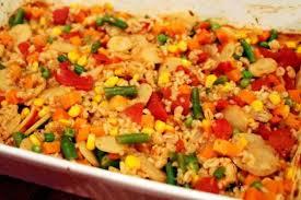 mixed veggie casserole recipes