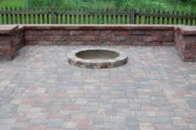 pavers patio how to build a patio wall with pavers home outdoor decoration