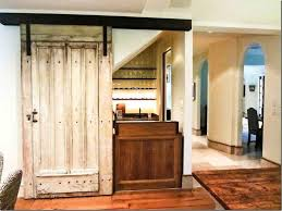 Barn Doors With Glass by Interior Glass Barn Doors