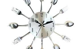 montre de cuisine horloge de cuisine design horloge murale cuisine design et horloge