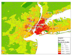New York City Area Map by Is There A Best Way To Determine Comparative City Population