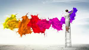 attractive color splash abstract beautiful hd quality desktop