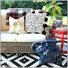 Black And White Outdoor Rug Outdoor Rugs Target Large Size Of Coffee Patio Rugs Black And