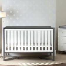 white baby cribs tribeca 4 in 1 crib grey safety zone powered by