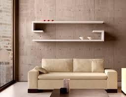 metal wall design modern living storage stylish wall mounted shelf above modern living room leather