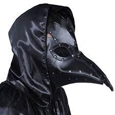 leather plague doctor mask plague doctor mask birds nose beak faux leather