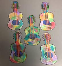 guitar craft for kids home decorating interior design bath