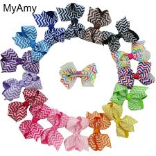 the ribbon boutique wholesale wholesale myamy grosgrain ribbon boutique chevron hair bows with