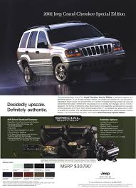 silver jeep grand cherokee 2004 jeep grand cherokee wj differences 2001 vs 2002