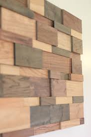 modern wood wall diy home decor wall what to do with a pile of scrap wood