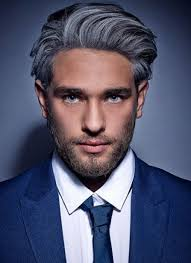Frisuren F D Ne Haare Mann by Die Besten 25 Graue Haare Männer Ideen Auf Oakley