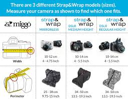 strap u0026wrap med dslr superzoom regular height miggo