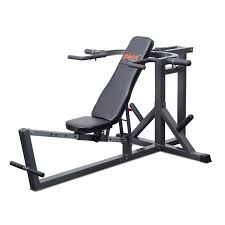 Multi Gym Bench Press 666mp Multi Leg Press