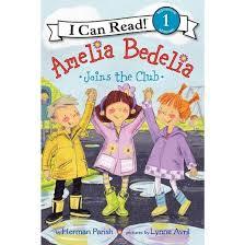 amelia bedelia joins the club paperback by herman parish target