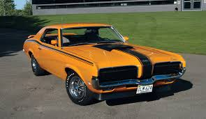 1970 Muscle Cars - the 1970 mercury cougar eliminator was a classy mach one mustang