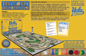 game design los angeles ucla university of california los angeles how do you rank college