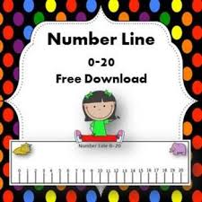 kindergarten number lines the 25 best number line activities ideas on