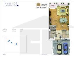 model villas floor plans