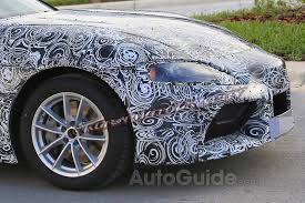 How Much Does The Toyota Ft1 Cost Production Toyota Supra Spied Revealing Production Ready Design