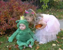 halloween costume week day 2 the frog prince