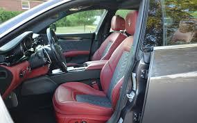 2009 maserati granturismo interior 2016 maserati quattroporte s q4 stunning yet lacking the car guide