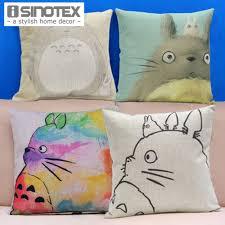 Totoro Home Decor by Online Get Cheap Totoro Pillowcase Aliexpress Com Alibaba Group