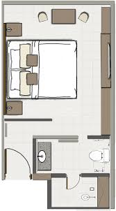 Floor Plan Layout Design by 72 Hotel Room Plans 1000 Ideas About Hotel Room Design On