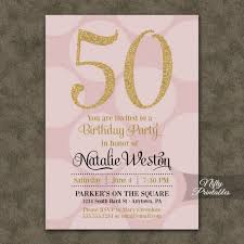 design cheap 50th birthday invitations templates free download