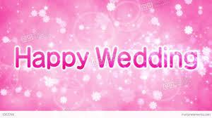happy wedding message happy wedding 結婚おめでとう message loop stock animation 9363786