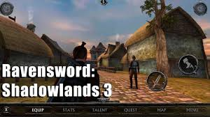 ravensword shadowlands apk ravensword shadowlands 3d rpg free apk
