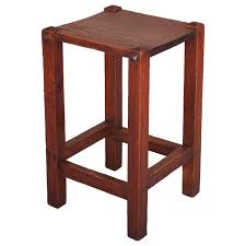 1910 arts and crafts mission oak side table at 1stdibs
