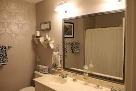 stick on frames for bathroom mirrors framed bathroom mirrors 2 or 1 shaadiinvite com inspiration