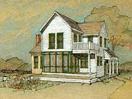 100 eplans farmhouse 2 story farmhouse with wrap around