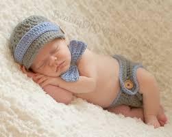 newborn boy crochet 0 3 mo newborn boy photo