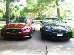 lexus vs infiniti brand lexus u2013 latino traffic report