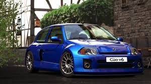 renault clio sport 2004 2000 renault clio sport v6 gran turismo 5 by vertualissimo on