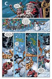 the last christmas comics by comixology
