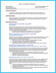 Resume Overview Samples by One Of Recommended Banking Resume Examples To Learn
