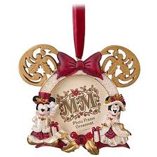 your wdw store disney frame ornament minnie