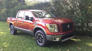 nissan truck titan 2017 nissan titan pro 4x review the pickup truck underdog we can