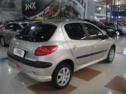 peugeot 206 1 4 presence 8v gasolina 4p manual 2004 2004 nx motors