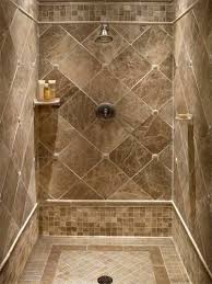 Ideas Small Bathrooms Best 25 Shower Tile Designs Ideas On Pinterest Shower Designs