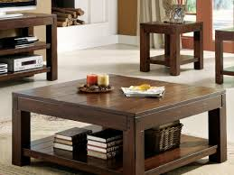 table round black coffee table stunning square coffee table on