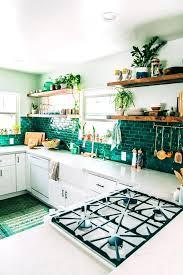 Green Backsplash Kitchen Green Backsplash Kitchen Photos Seafoam Green Backsplash Tiles