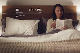 luna bed luna smart mattress cover influences and monitors sleep freshome com