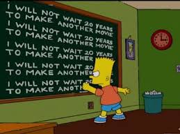 Bart Simpson Meme - bart simpson chalkboard meme generator simpson best of the funny meme