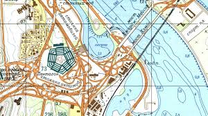 pentagon map inside the secret of russia s cold war mapmakers