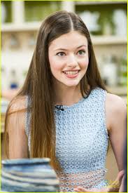 mackenzie foy promotes the prince on home family