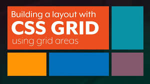 template layout div creating a nice layout css grid layout using grid template areas